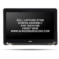 DELL Latitude E7240Sustitución de montaje de visualización Full HD