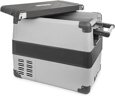 KLARSTEIN Survivor 50 Nevera Congelador portátil - 50 L, Temperatura Interior Regulable -22 hasta 10 °C, Puerto USB, Nevera-congelador, Red eléctrica ...