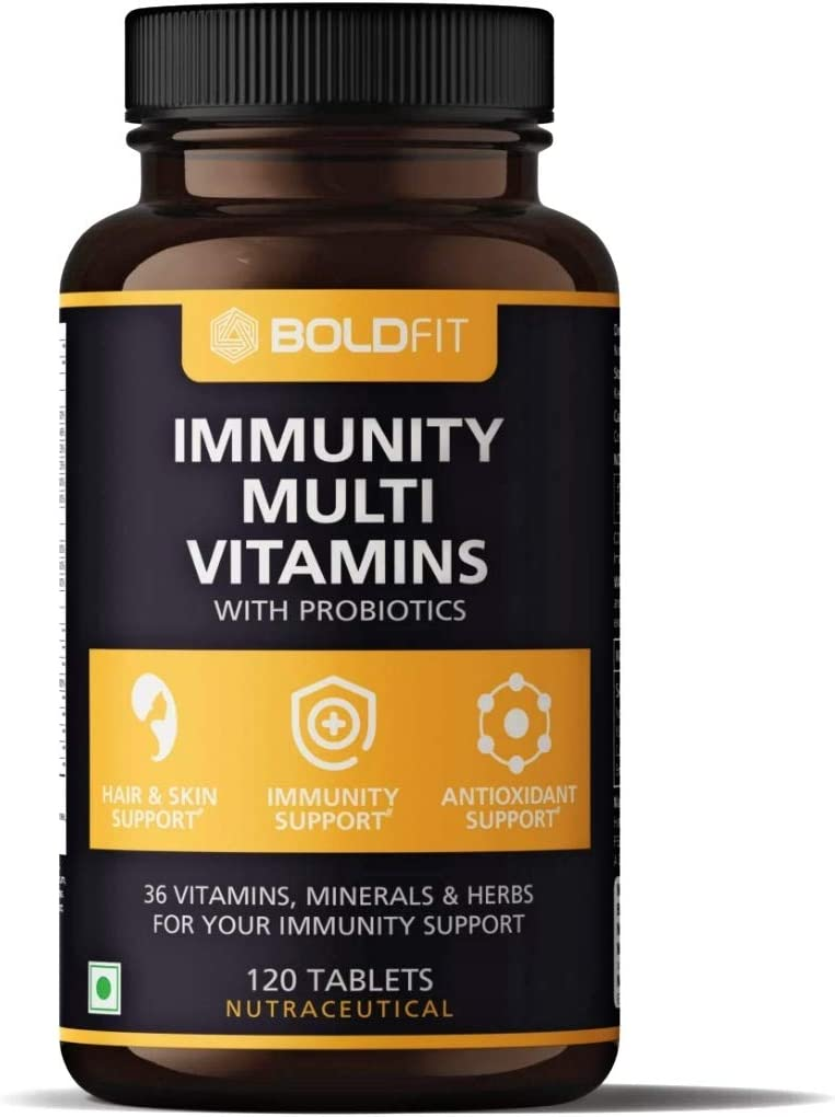 Up to 50% on Nutritional Supplements to boost immunity | Starting from