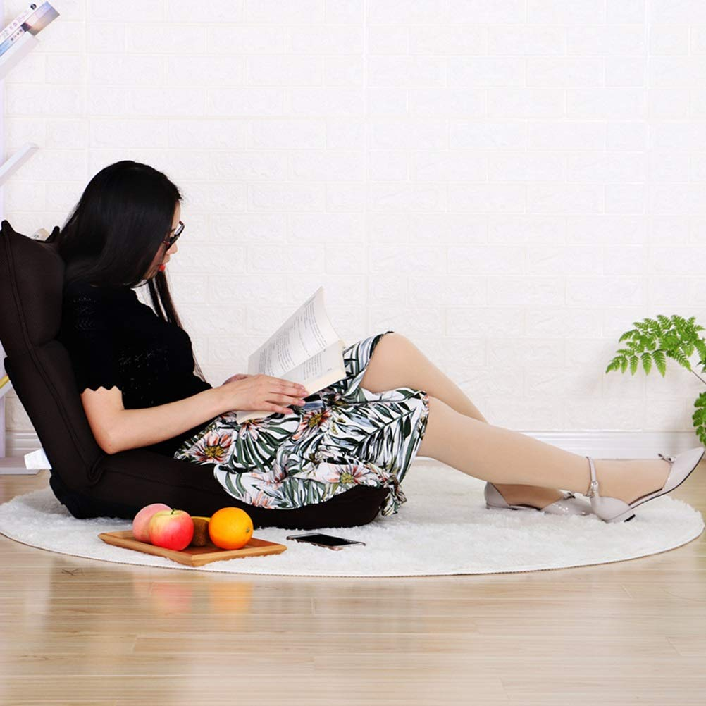 Amazon.com: QIANBAOBAO - Sillón japonés de lazy, individual ...