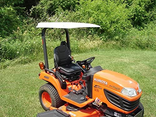 Amazon.com: Kubota Compact Tractor Hard parte superior ...