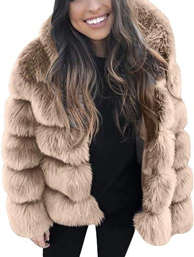 Hiver Chaud Femmes Vêtement Manteau D'hiver Fourrure