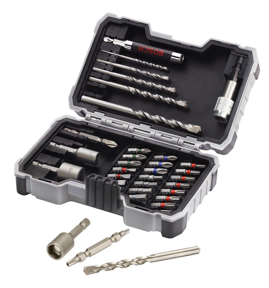 Bosch Professional 35tlg. Betonbohrer- und Bit-Set 2607017326