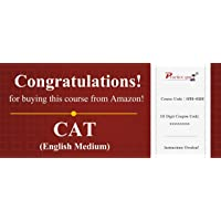200 Mock Tests and Topic Wise tests For CAT ( Online Test Papers) [Download: Registration Code]