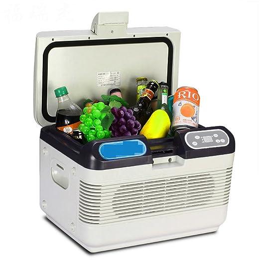 SL&BX Sistema de Doble refrigeración 12l Mini refrigerador, 24v ...