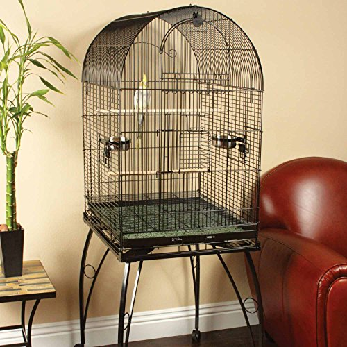 You & Me Standing Cockatiel Cage by You&Me