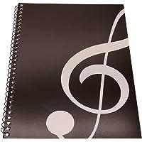 Libreta de papel para músicos