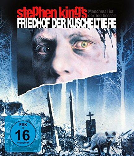 Friedhof der Kuscheltiere [Blu-ray] [Limited Edition]