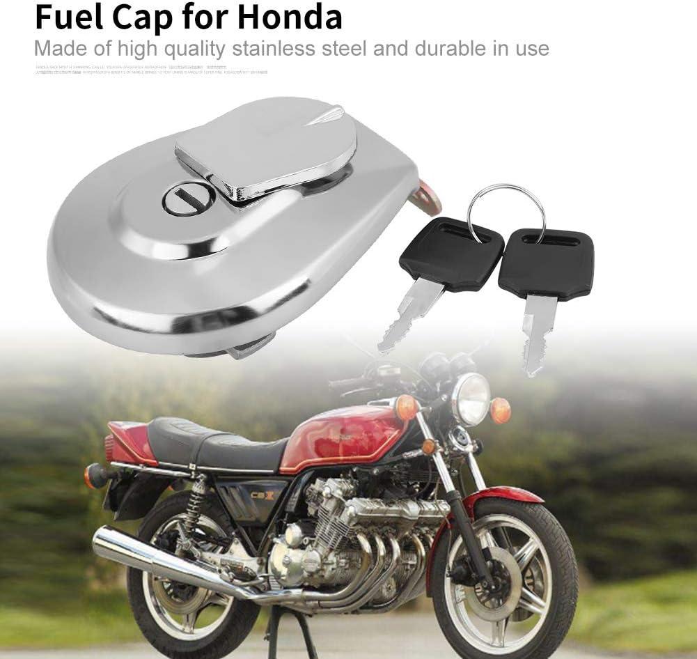 Fuel Gas Cap Tank Lock 17620-MB1-033 For Honda CB250 550 650 750SC VF VT500 700 1100 GL1500C