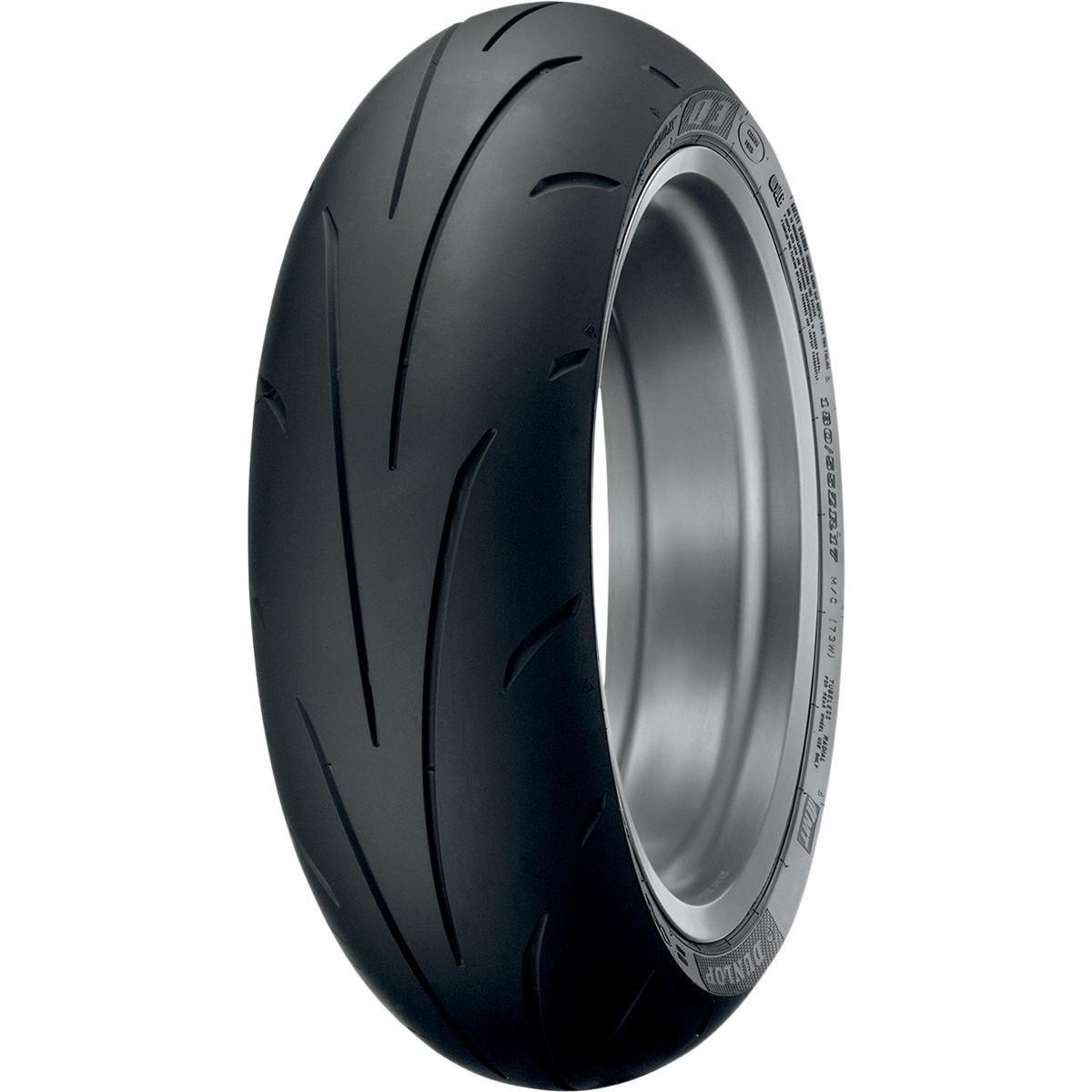 Dunlop Sportmax Q3 Rear Tire (190/55ZR17)