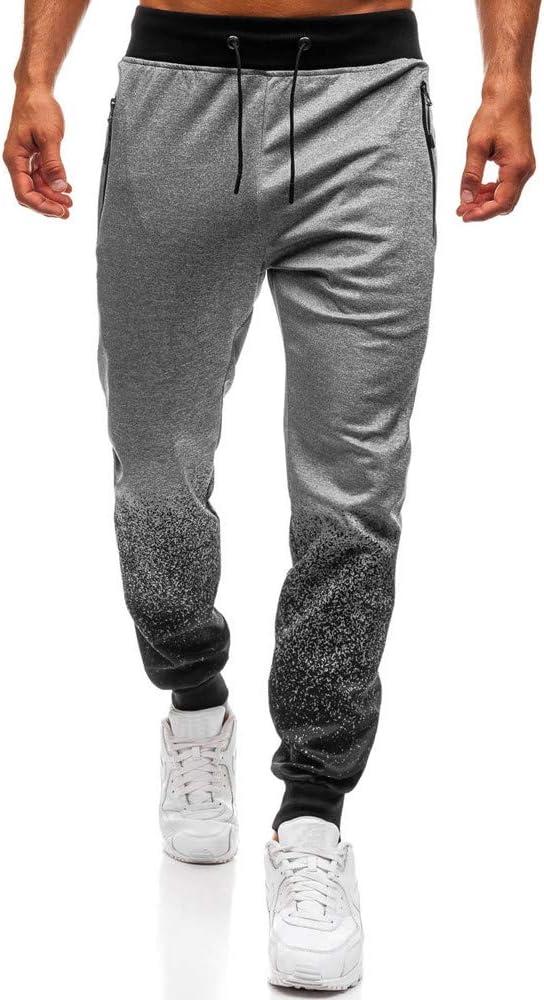 Sylar Pantalones De Hombre Chandal Tallas Grandes, Moda Gradiente ...