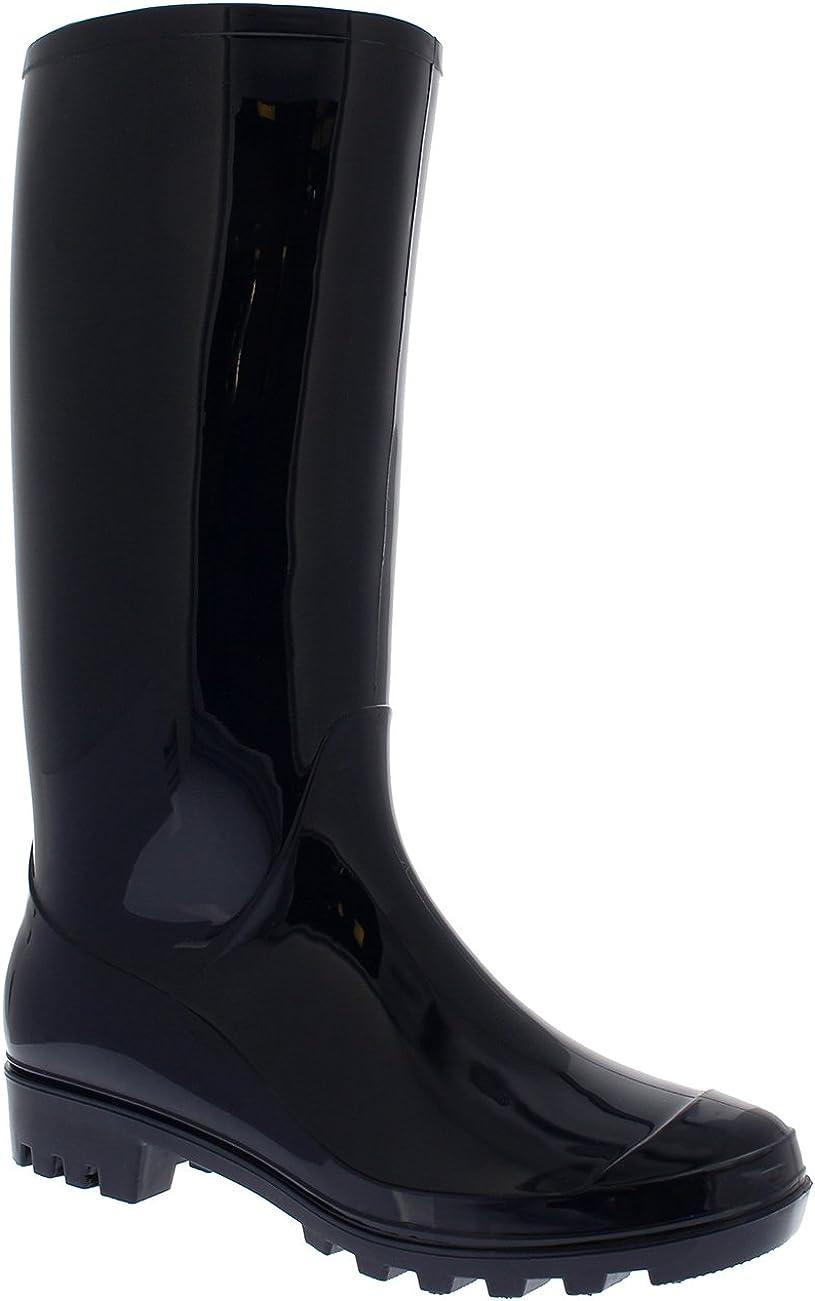 Polar Boot Femmes Taille Originale Boue Hiver Neige Imperm/éable Pluie Wellingtons Bottes