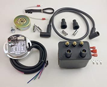 Ultima Single Fire Ignition Kit 53-660 on