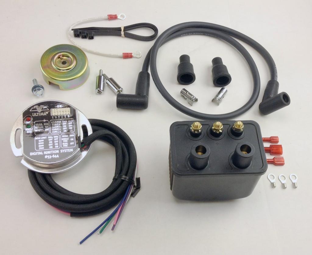 Ultima Single Fire Ignition Kit 53-660