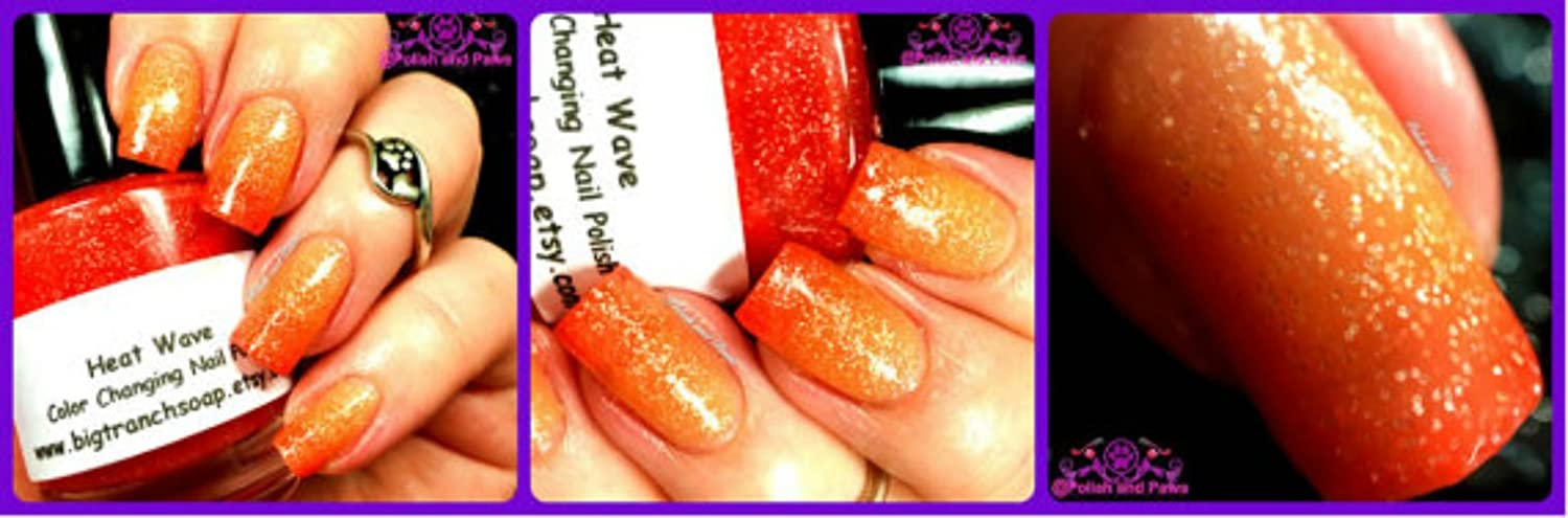Modern Nail Polish That Changes Color With Heat Pictures - Nail Art ...