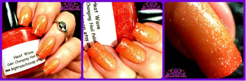 Amazon.com: Color Changing Nail Polish - Mood Nail Polish - FREE ...