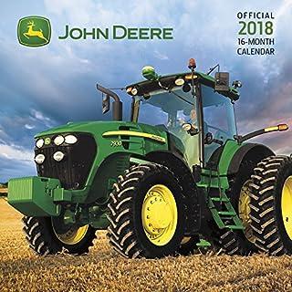 John deere calendar 2018 do it yourselfore john deere 2018 wall calendar solutioingenieria Image collections