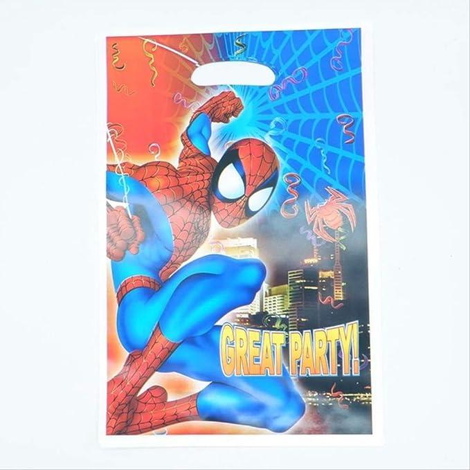 siyao Servilleta Estampada 20 Unids/Lote Spiderman Party ...
