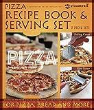 Pizzacraft Pizza Recipe Book & 2PC Serving - PC0221