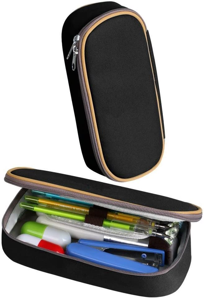 Trump 2020 Pencil Case Big Capacity Students Stationery Pouch Pencil Holder Desk Organizer for Middle High School Office College Student