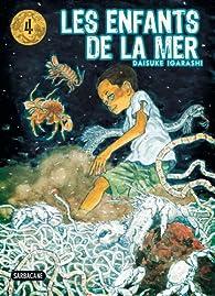 Les enfants de la mer, tome 4 par Daisuké Igarashi