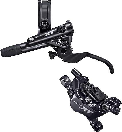 Shimano Deore XT Disc Brake BR-M8000 CALIPER FRONT WHEEL BLACK-NEW