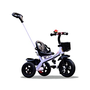 Gai Hua Home Stroller Toys Childrens tricycle detachable push baby bike 1-3-5