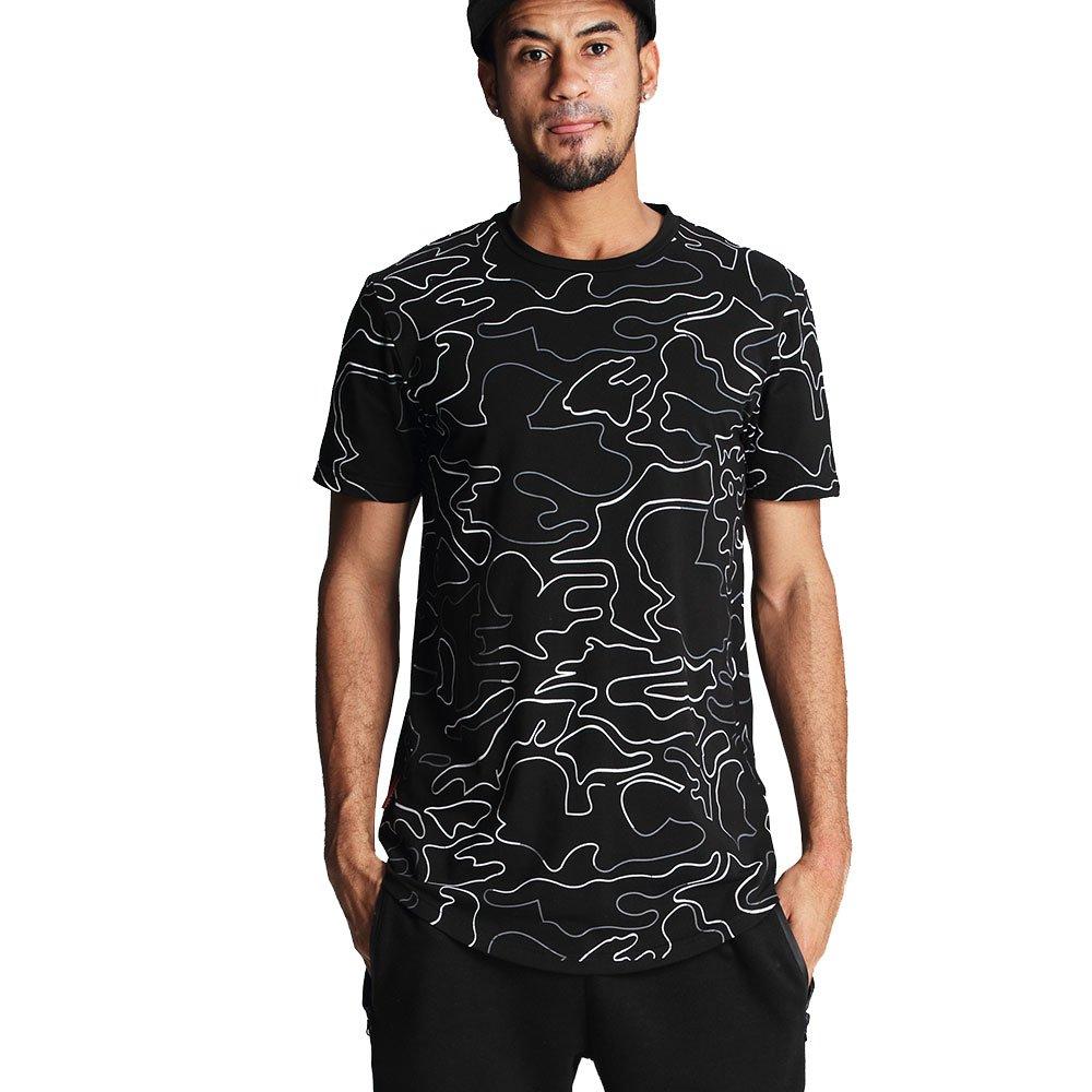 Miracle Kill Mens Hipster Hip Hop T-shirt