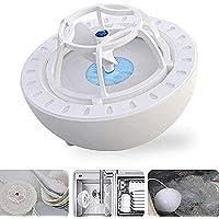 Macabolo - Mini lavavajillas ultrasónico Oxo, portátil, USB
