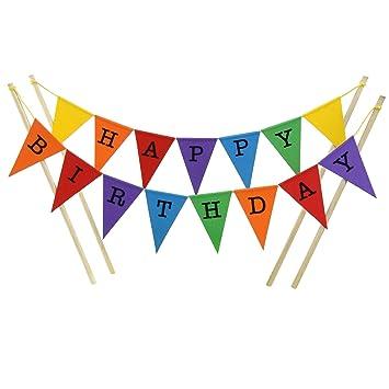 Banderines cumpleaños