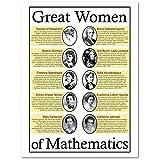 full range leadership model - Great Women of Mathematics Poster