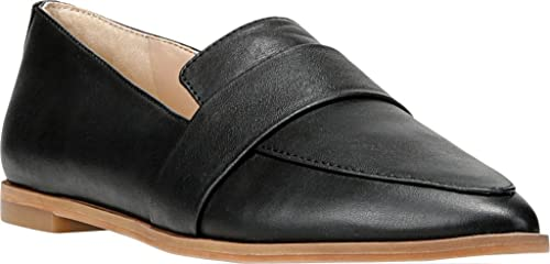 b9d03fe5f5f Dr. Scholl s Original Collection Women s Ashah Penny Loafer Black Maribel  Leather ...
