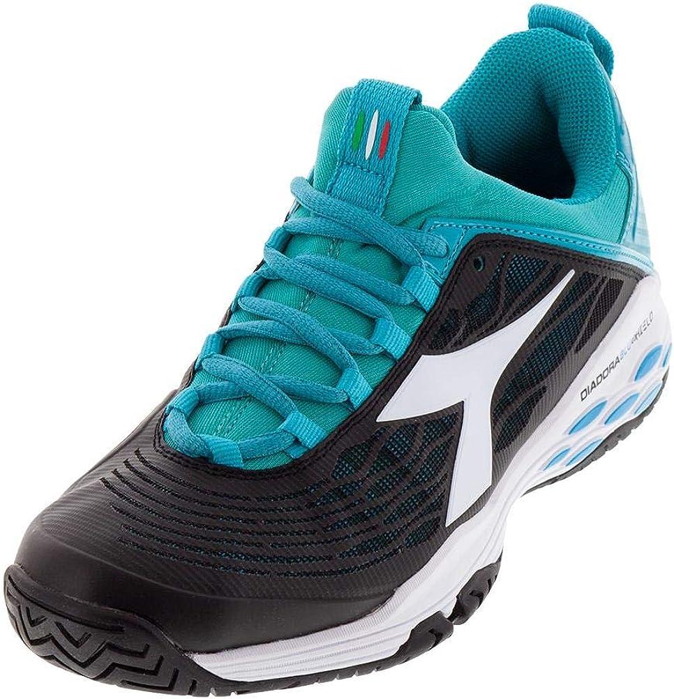 Diadora Speed Blushield Fly BlackBlue Women's Shoe: Amazon