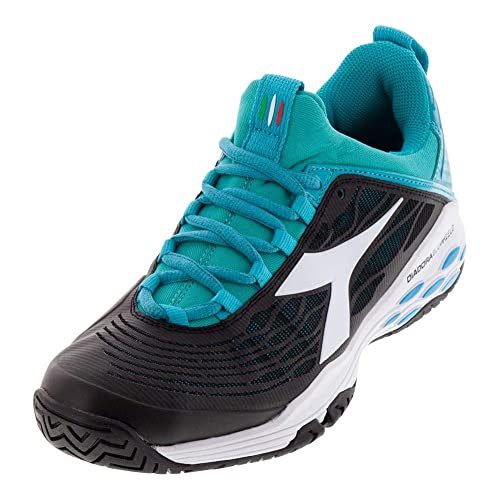 5f802cde Amazon.com: Diadora Womens Speed Blushield Fly AG Tennis Athletic ...