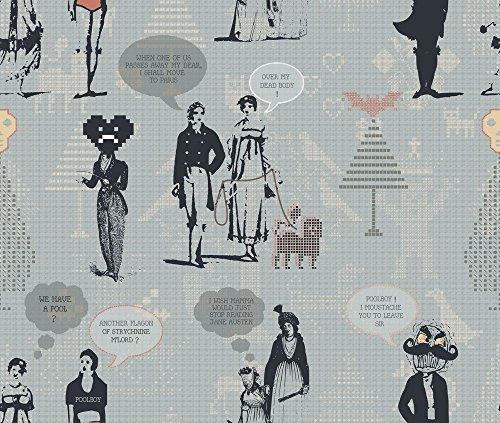 Jane Austen Fabric - 6