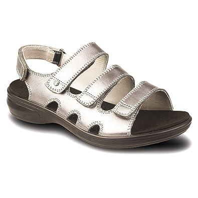 4e21a0fe4 Amazon.com   Revere Comfort Shoes Women's Capri Sandals   Sandals