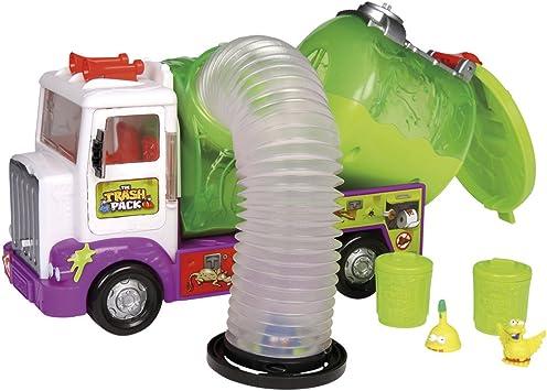 Trash Pack - Camión Cuba y 2 Figuras (Giochi Preziosi 68387 ...