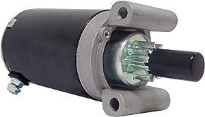 New Starter Motor Upgraded Heavy Duty Gear For Kohler Cub Cadet New Holland Lawn Mowers 32 098 08-S, 3209801S, 3209803S, 3209804S, 32 098 03-S, KH-32-098-01-S, KH-32-098-03-S, KH-32-098-04-S