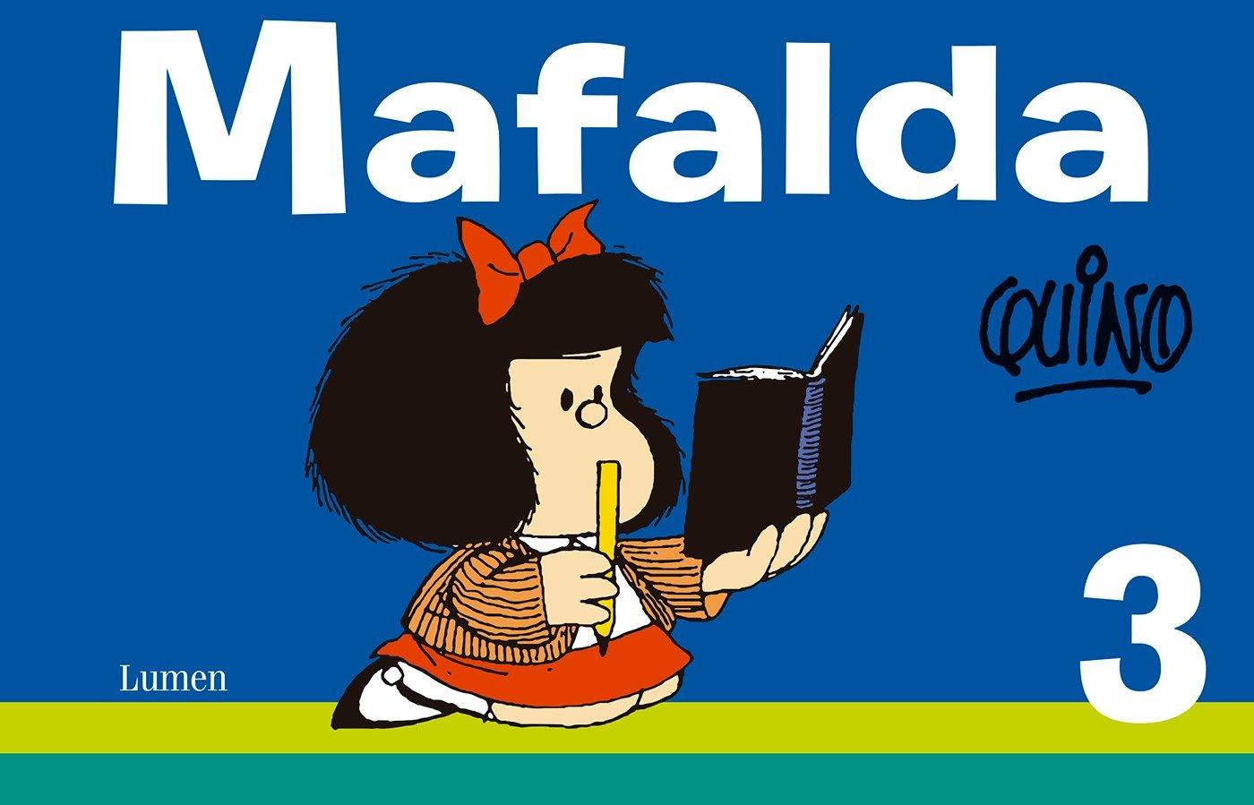 mafalda-3-spanish-edition