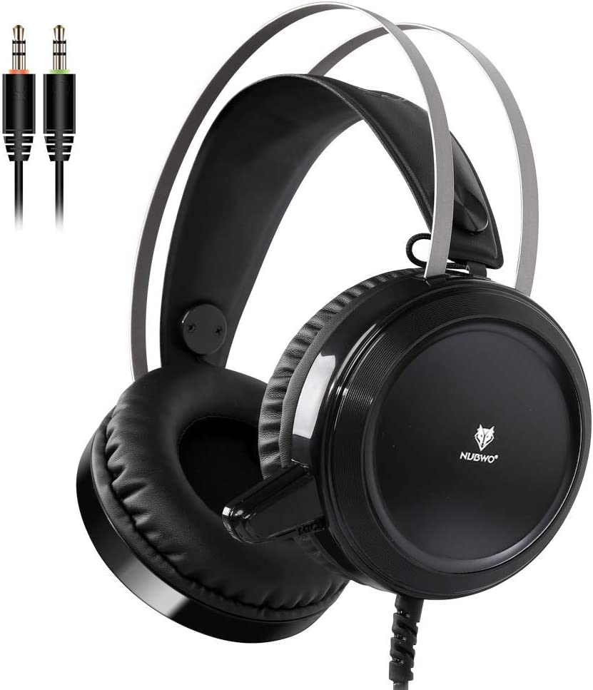 Gaming Headset para PS4Xbox One PC Nintendo Switch Mac/Noise ...
