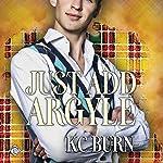 Just Add Argyle: Fabric Hearts, Book 3 | KC Burn