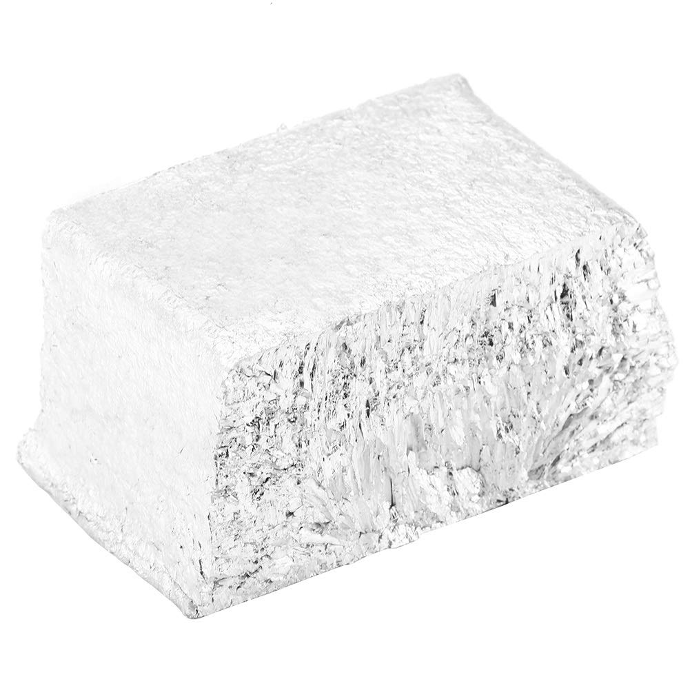 Magnesium Blocks-1kg High Purity 99.99% Magnesium Mg Metal Block for Alloy Material Manufacture by Jadeshay