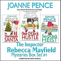 The Inspector Rebecca Mayfield Mysteries: Box Set 1
