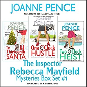 The Inspector Rebecca Mayfield Mysteries: Box Set 1 Audiobook