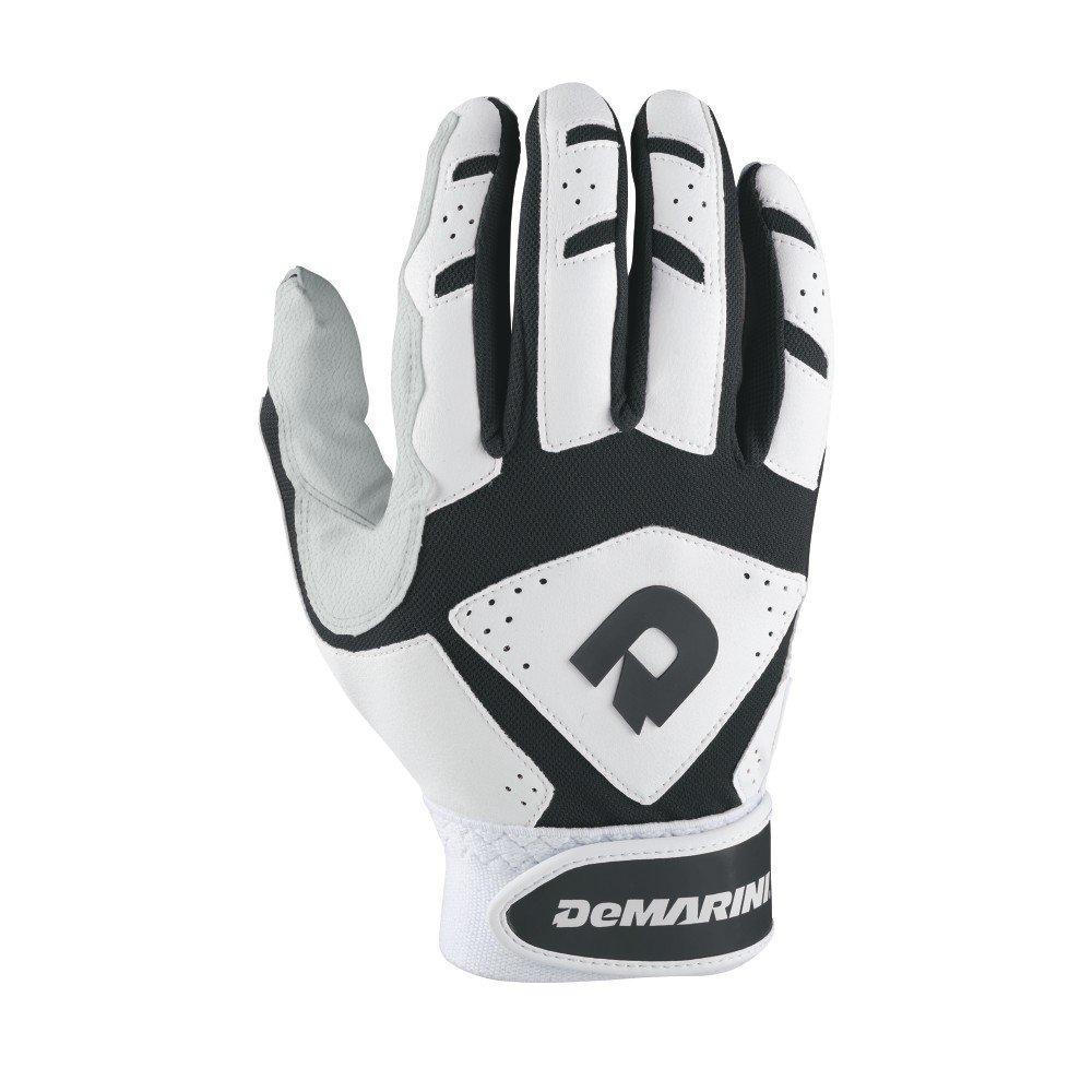 Black batting gloves - Amazon Com Demarini Adult Uprising Batting Gloves Sports Outdoors