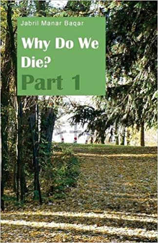 Book Why Do We Die?: Part 1