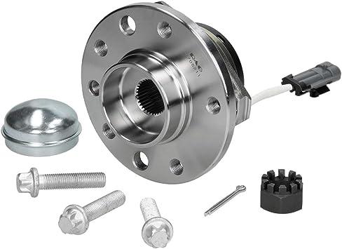Radnabe Radlagersatz Radlager 5-Loch vorne Opel Astra G CC Zafira A //// mit ABS