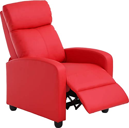 Recliner Chair Modern Accent Chair