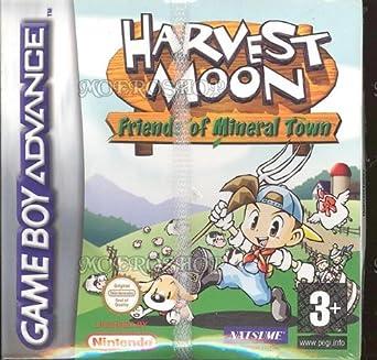 harvest moon friends