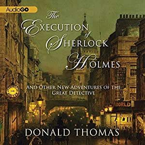 The Execution of Sherlock Holmes: Audiobook